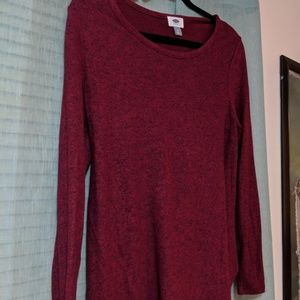 Old navy sweater, worn once
